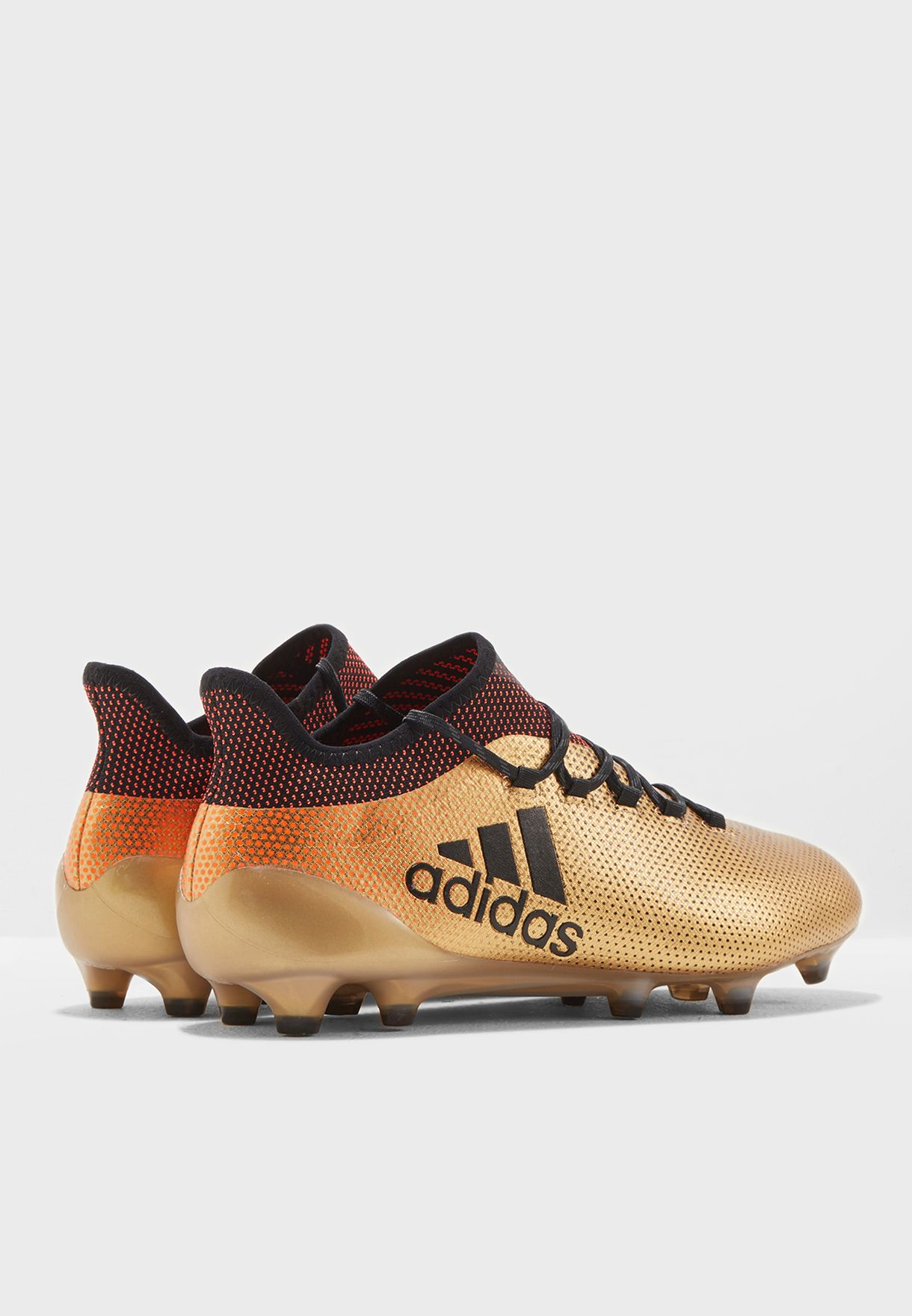 Shop adidas gold X 17.1 FG BB6353 for Men in Oman ... a60964a6c6