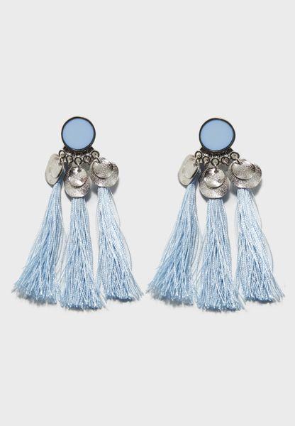 Jamila Tassel Earrings