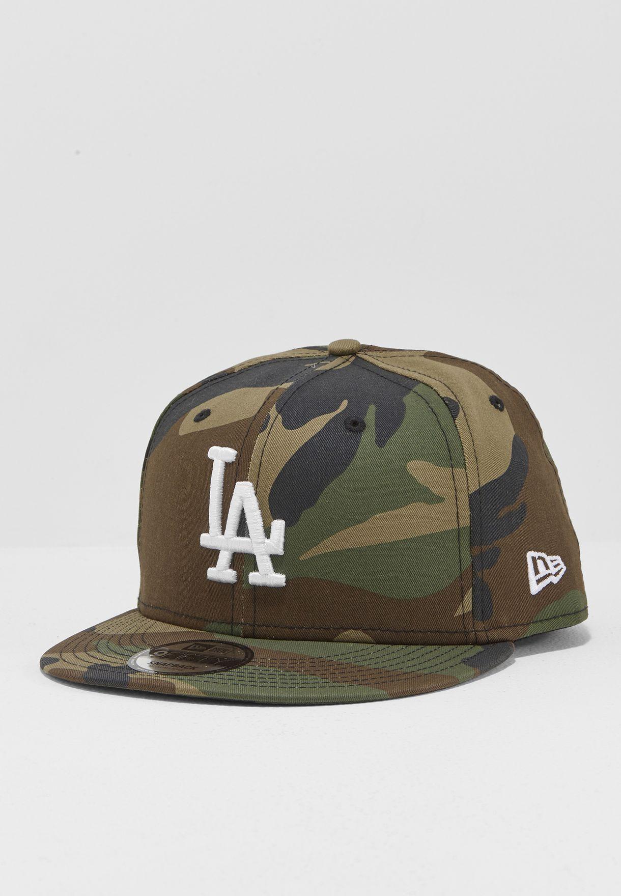 c9743636f 9Fifty Los Angeles Dodgers Cap