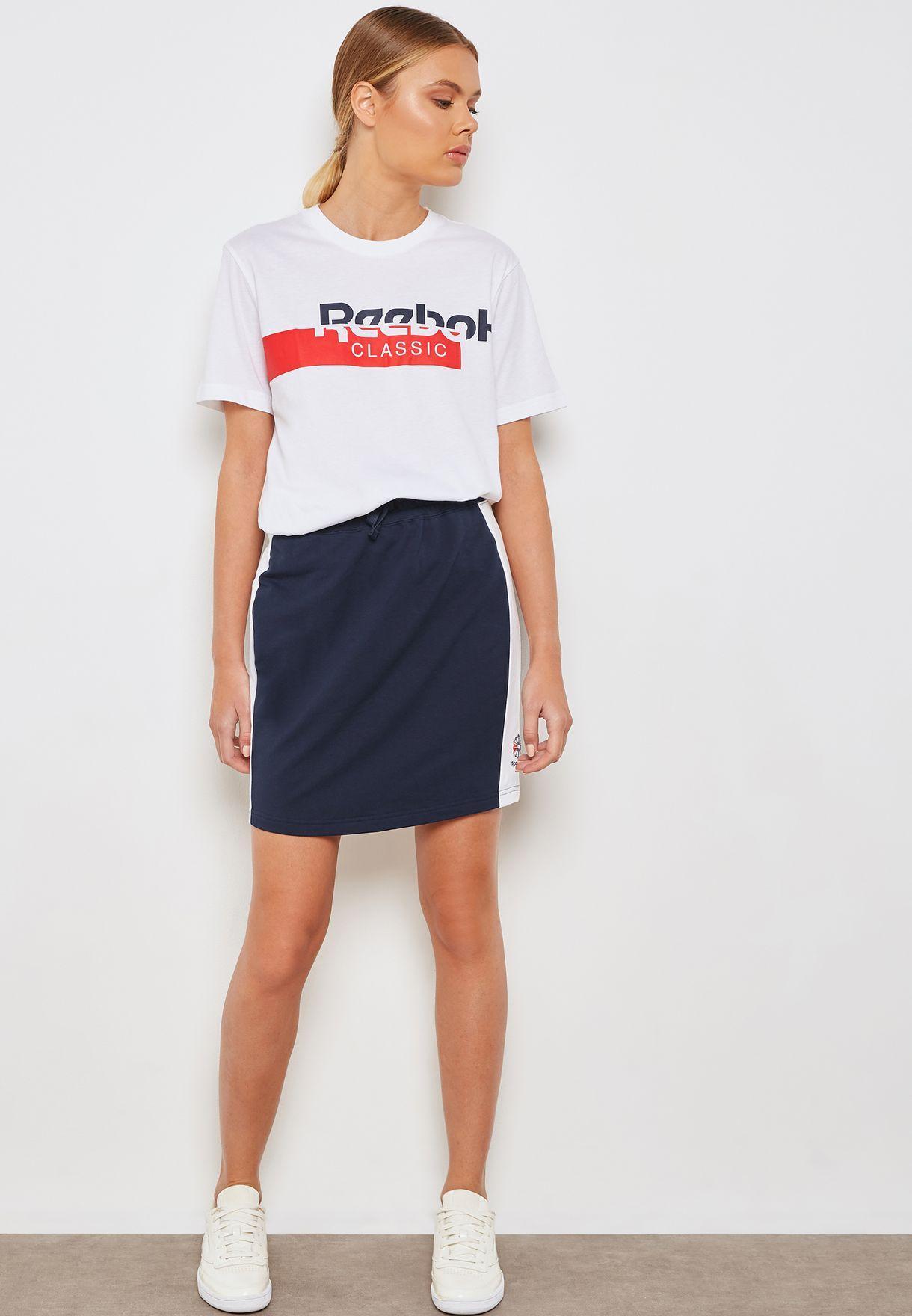 Classic Jersey Skirt
