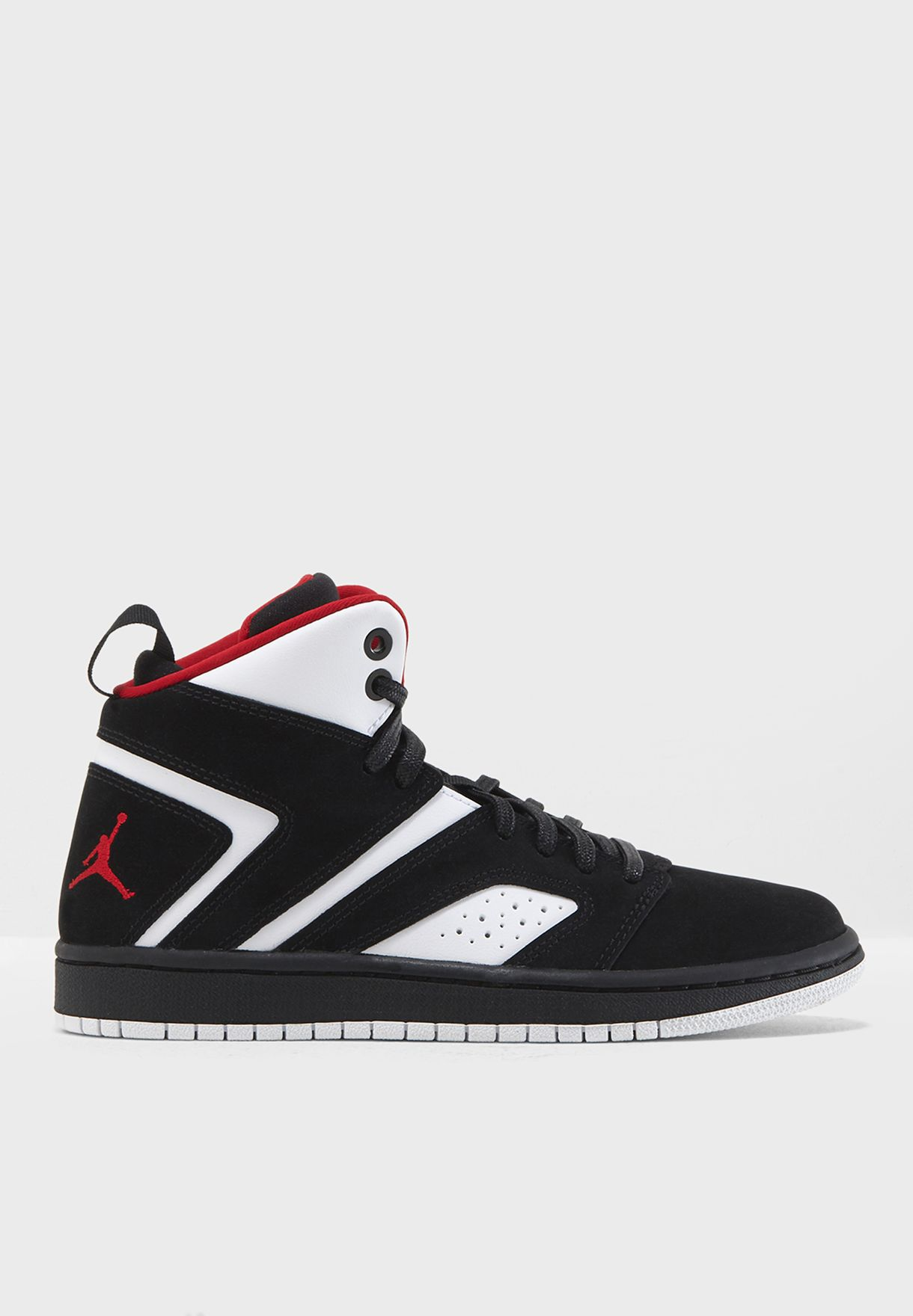 42a1a2b15f83 Shop Nike black Youth Jordan Flight Legend AA2527-023 for Kids in Bahrain -  NI727SH70JOJ