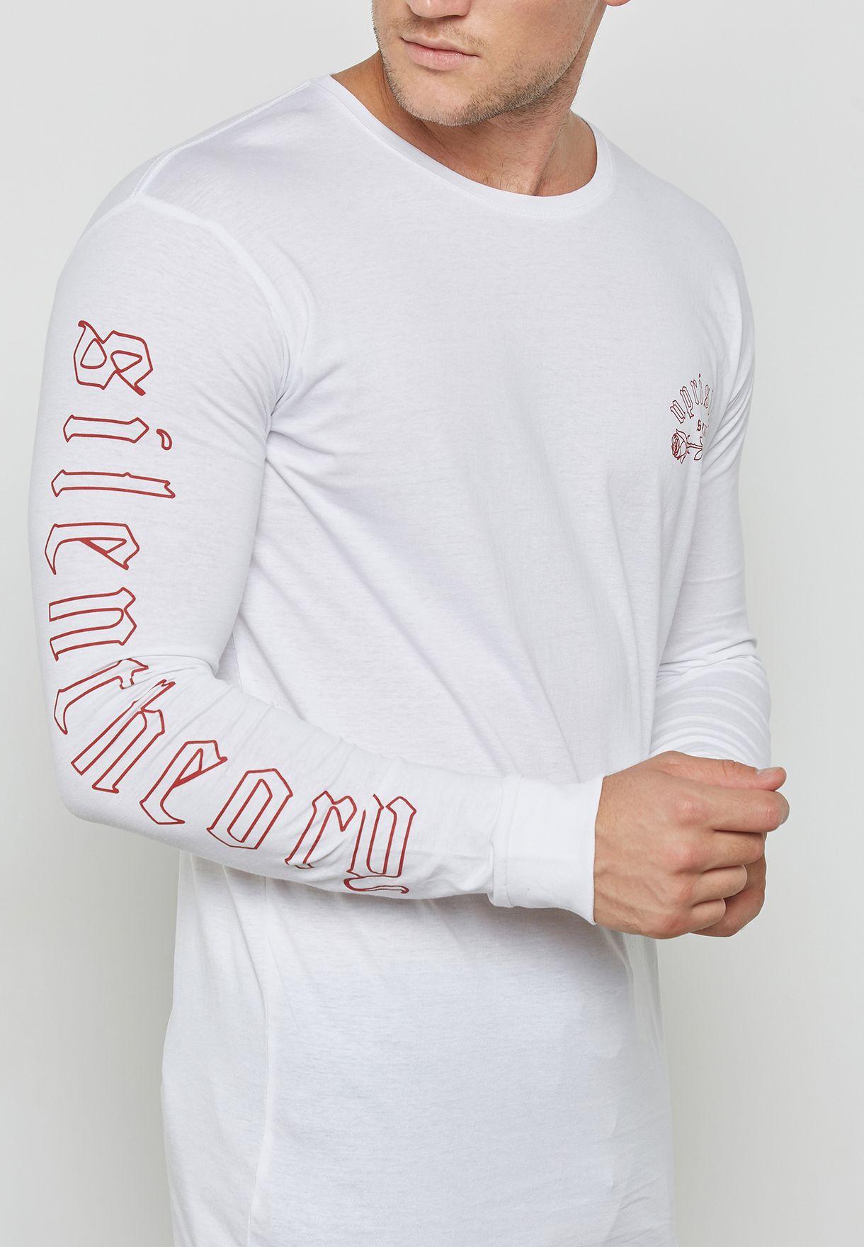 Dusk Back Print T-Shirt