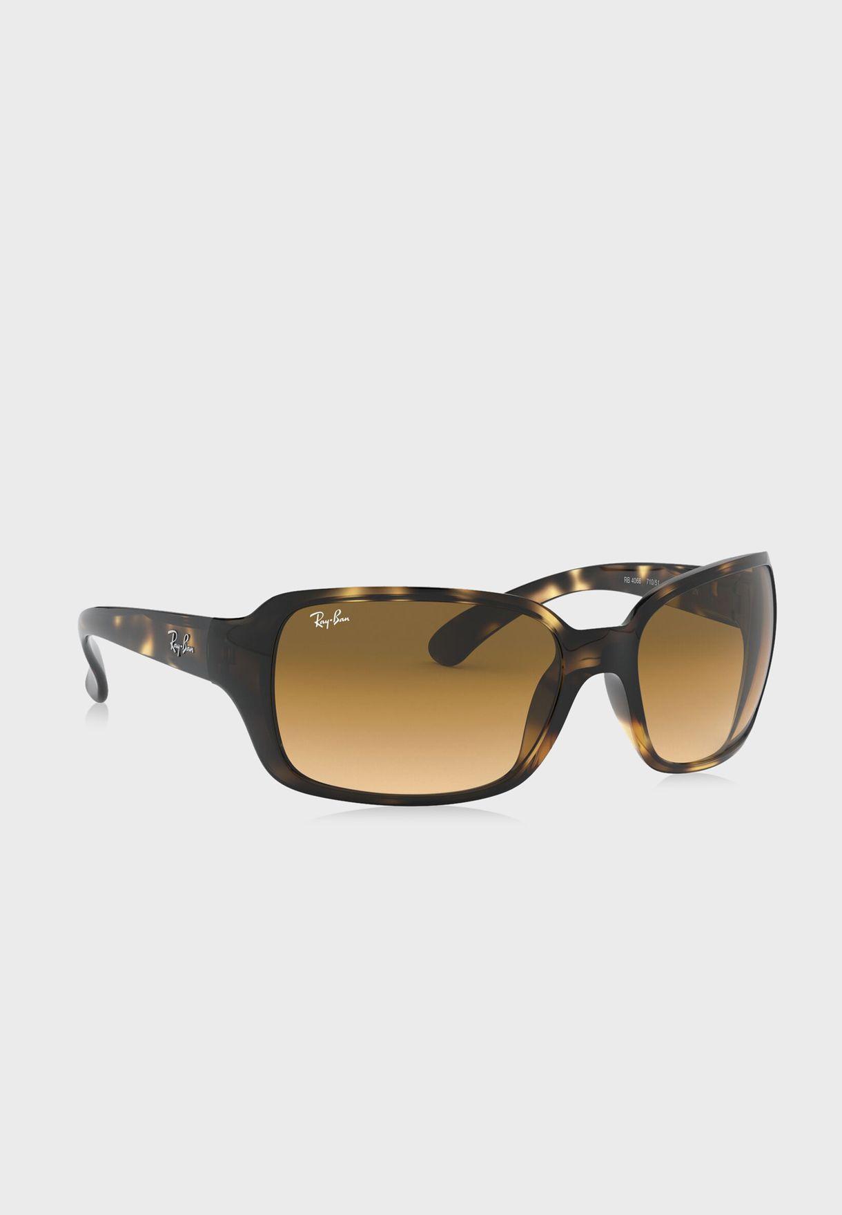 0RB4068 Highstreet Square Sunglasses