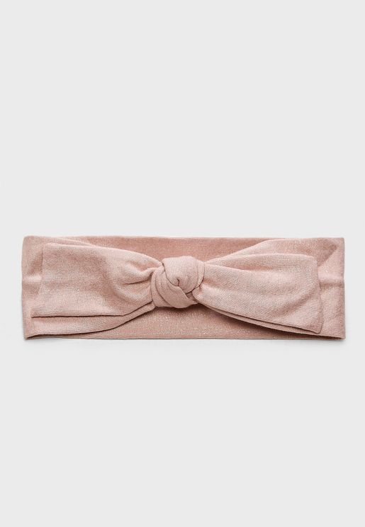 Kids Bow Detail Headband