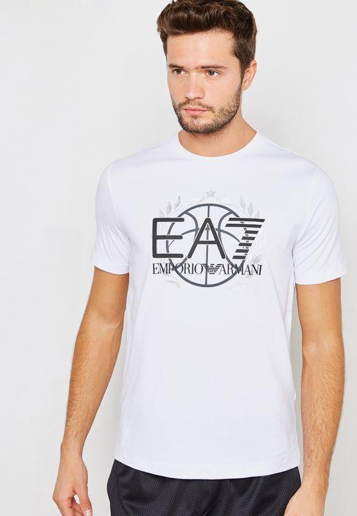 Train Basket Legends T-Shirt