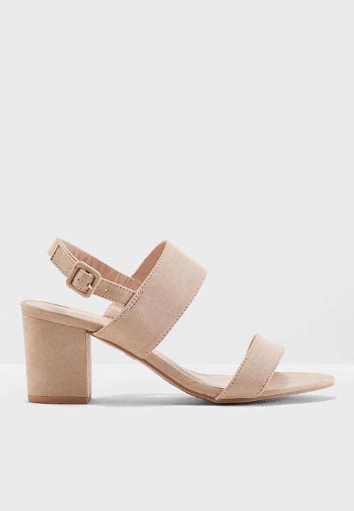 Wide Fit Sadie Sandal