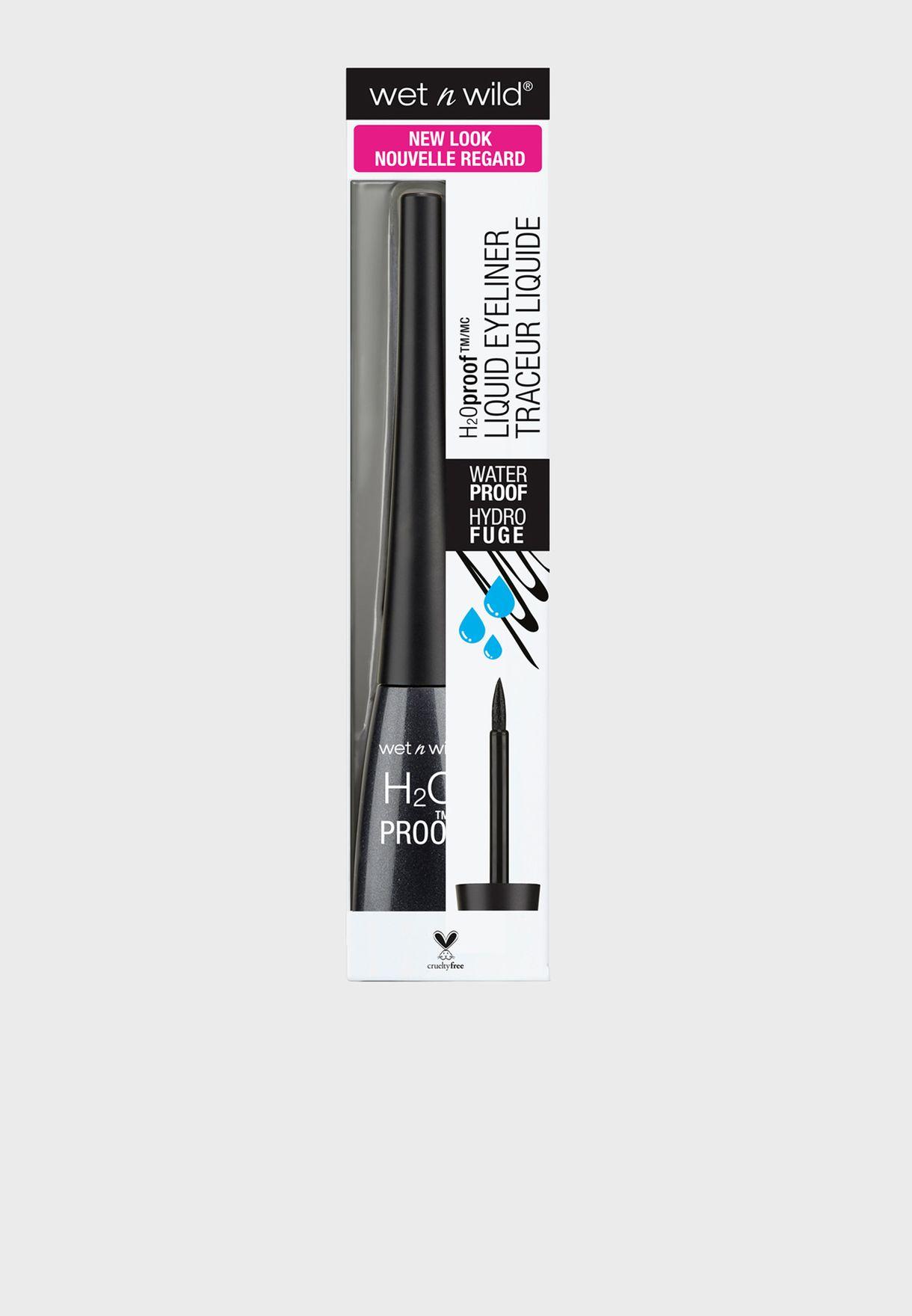 H2O Proof Liquid Eyeliner - Black