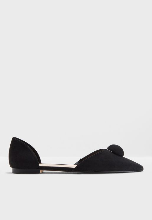 Lima Pointed Toe Flat Shoes
