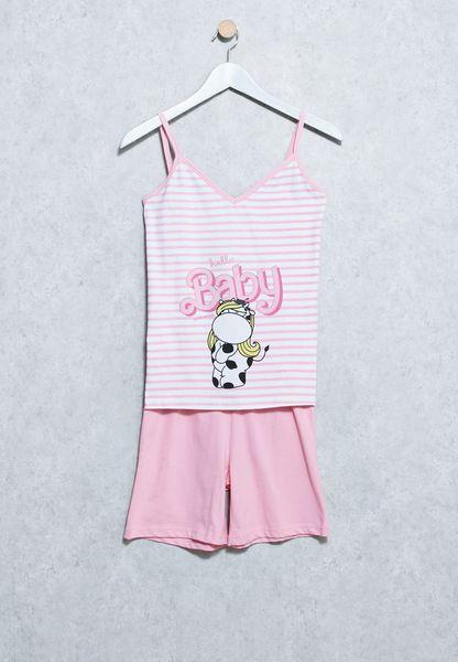 Youth Pyjama Set