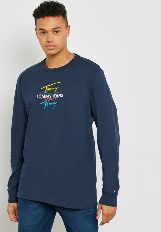 Repeat Signature T-Shirt