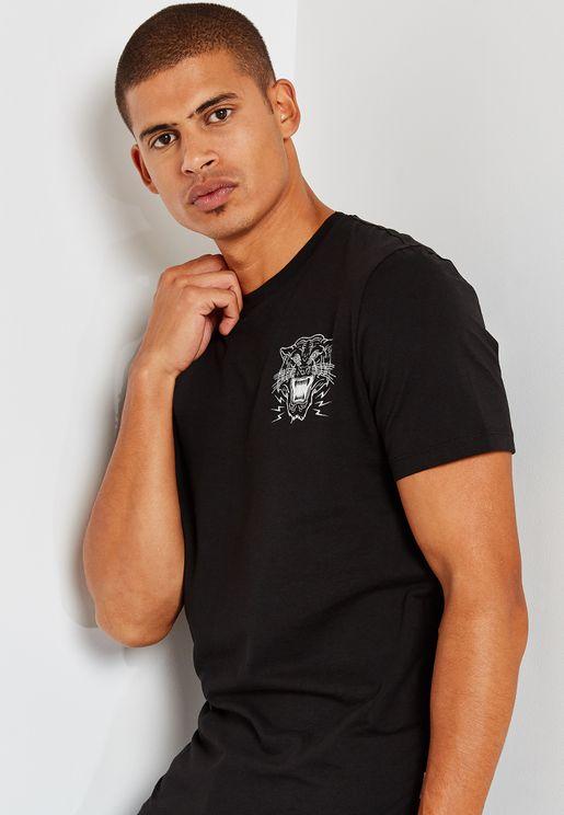 Dercan Camp T-Shirt