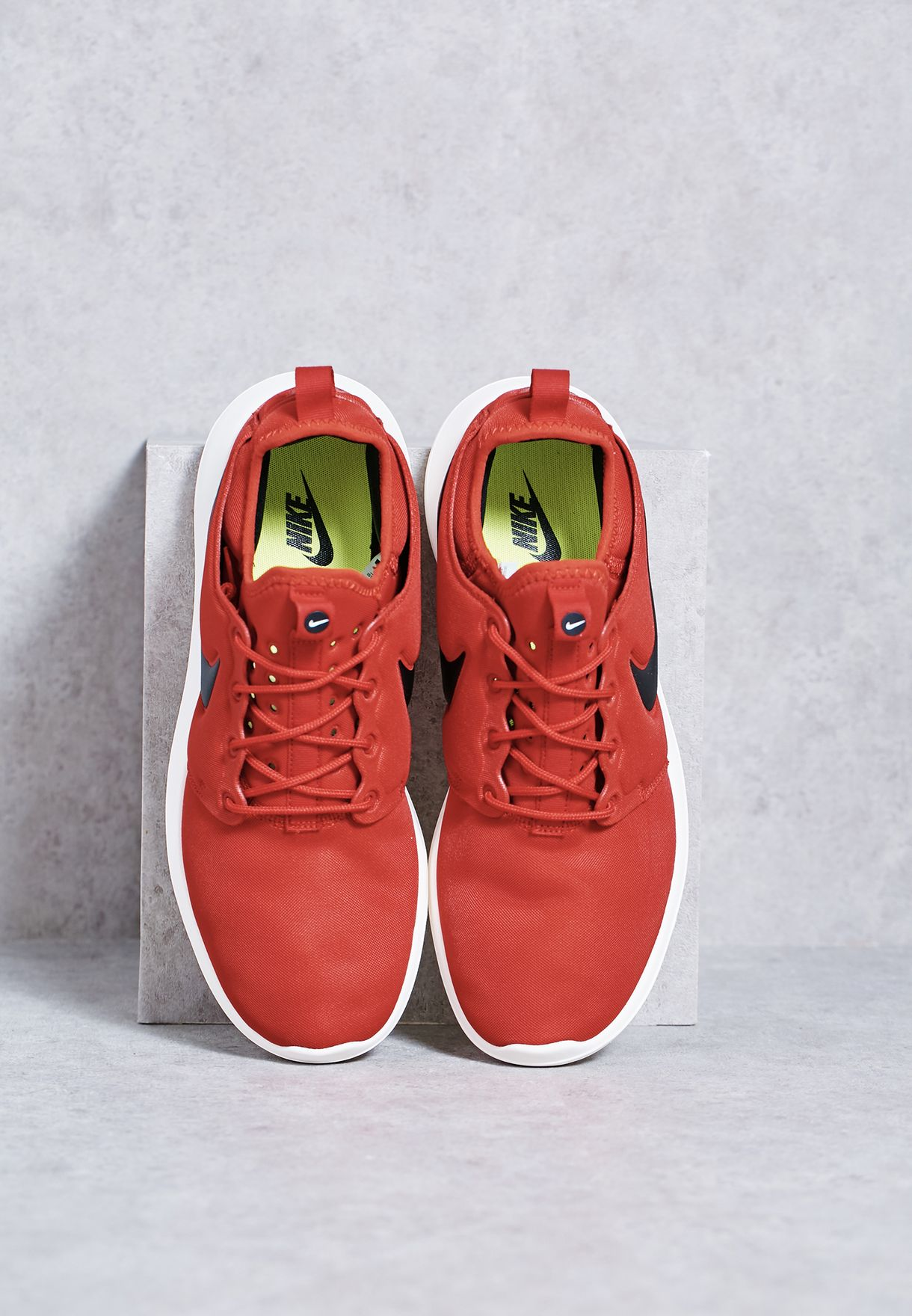 a04f64a77 Shop Nike red Roshe Two 844656-600 for Men in Bahrain - NI727SH70KQR