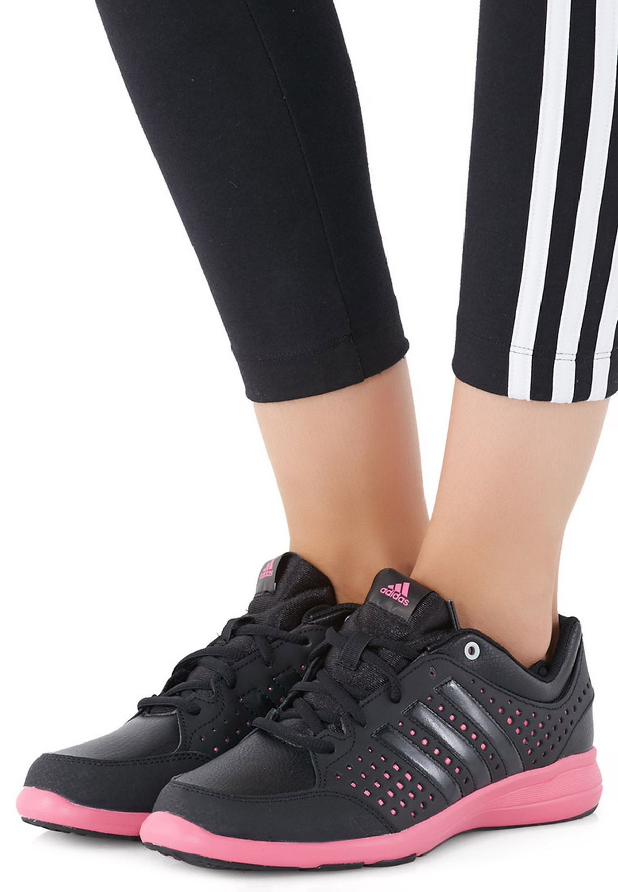 reputable site f6f58 43e2b Shop adidas black Arianna Iii M18149 for Women in Kuwait ...