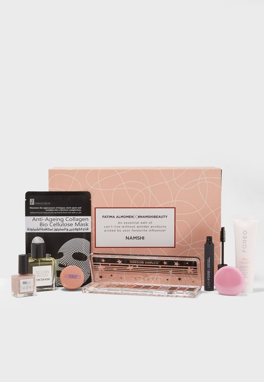 Beauty Box worth AED 1255