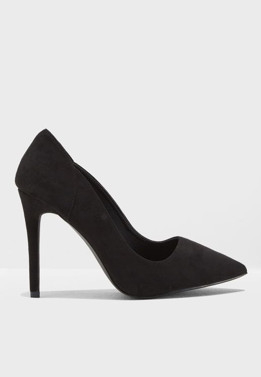 Ronnie Heeled Pumps