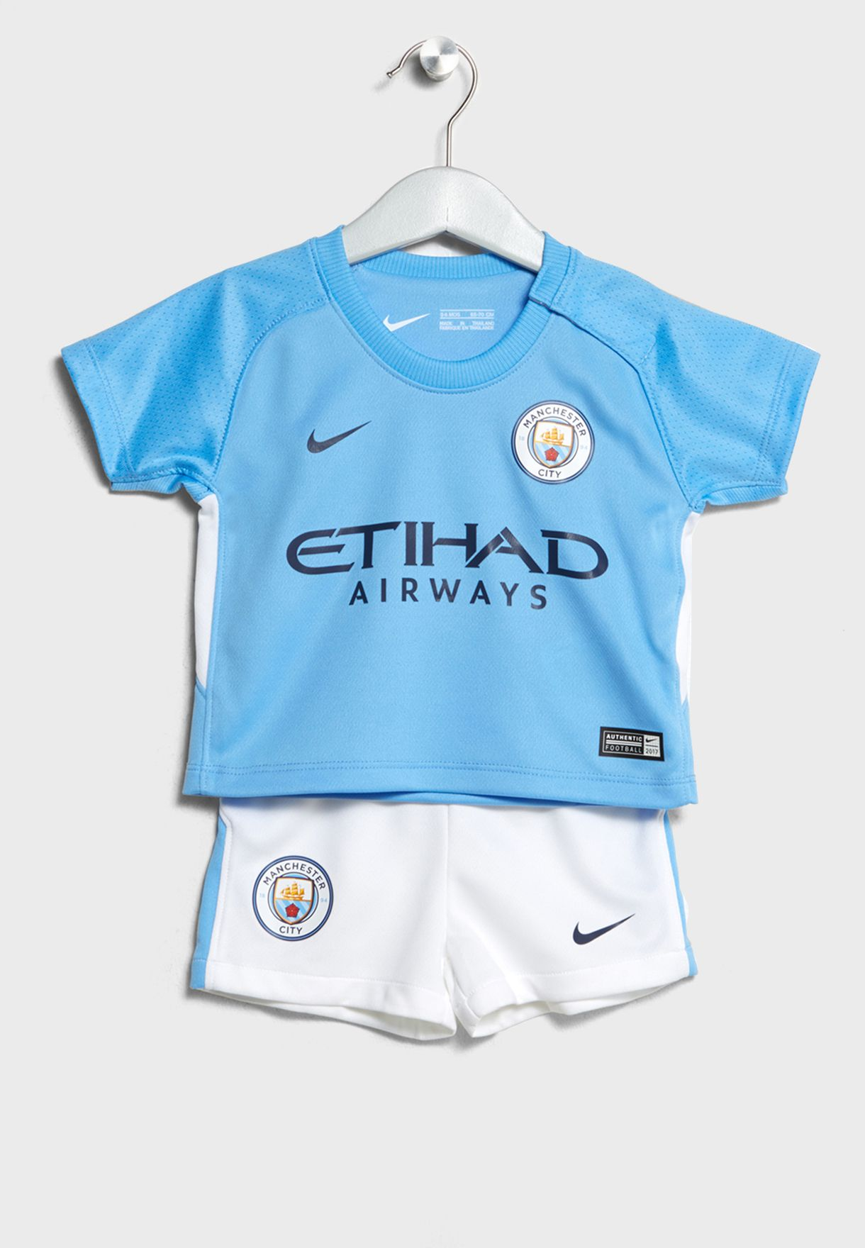separation shoes 33722 fb273 Infant Manchester City Home Kit