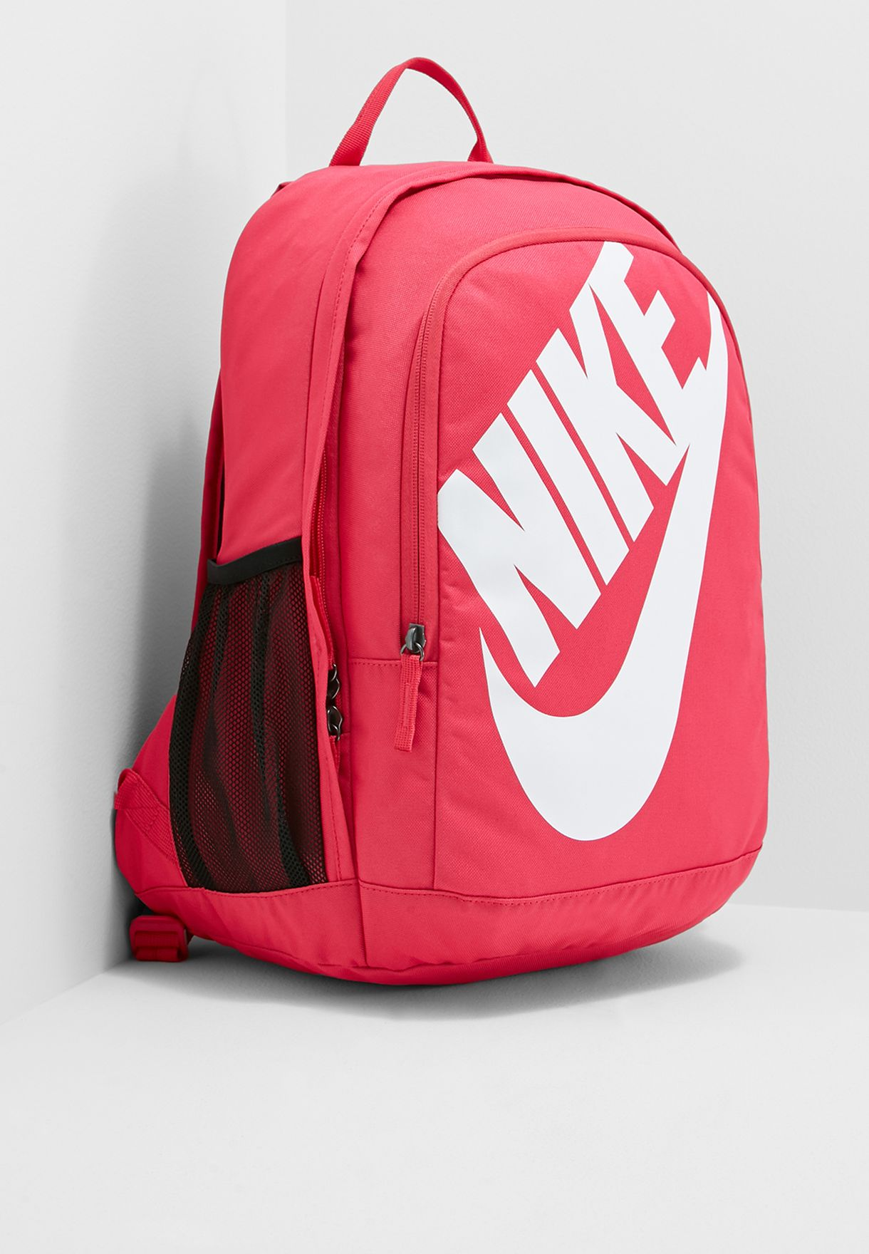 6a2a416bef Shop Nike pink Hayward Futura Backpack BA5217-694 for Women in UAE ...