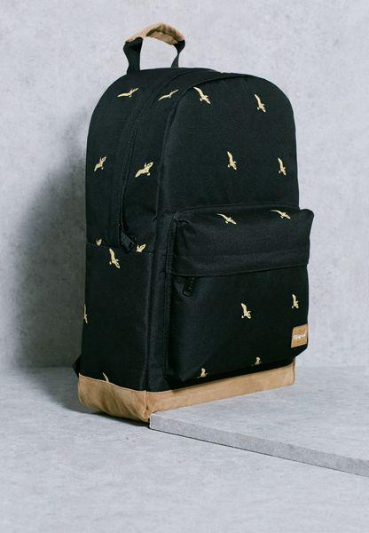 حقيبة ظهر شكل طيور