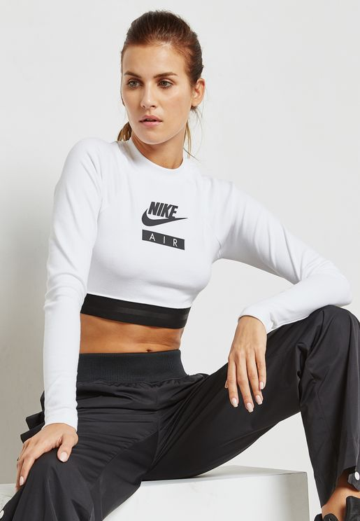 Air Cropped Top