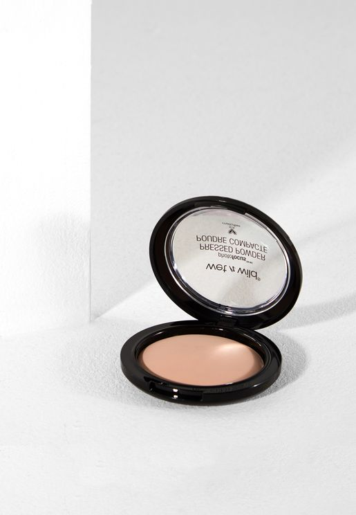 Neutral Beige Photo Focus Pressed Powder