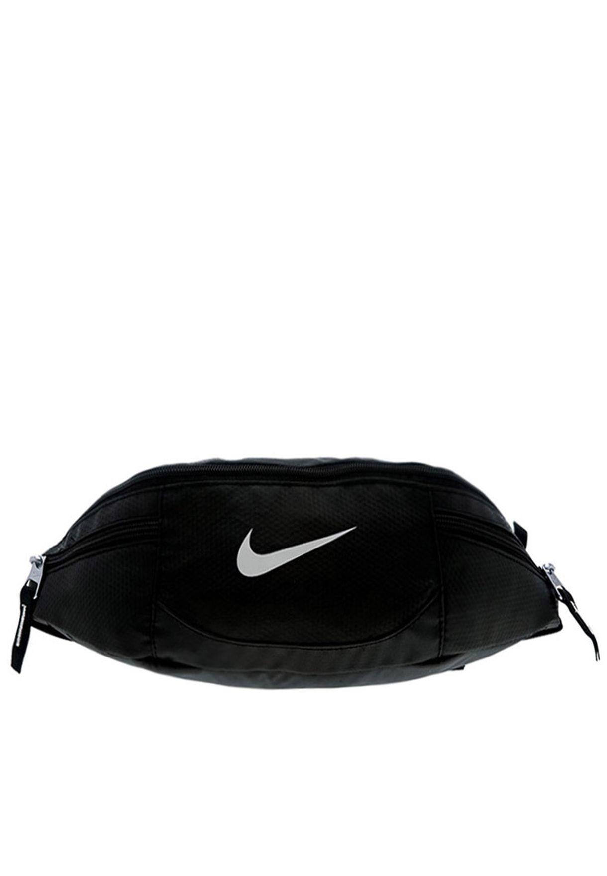 50c72a7107 Shop Nike black Team Training Waistpack BA4601-067 for Men in UAE ...