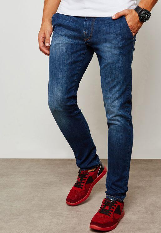 Daniel Skinny Fit Jeans