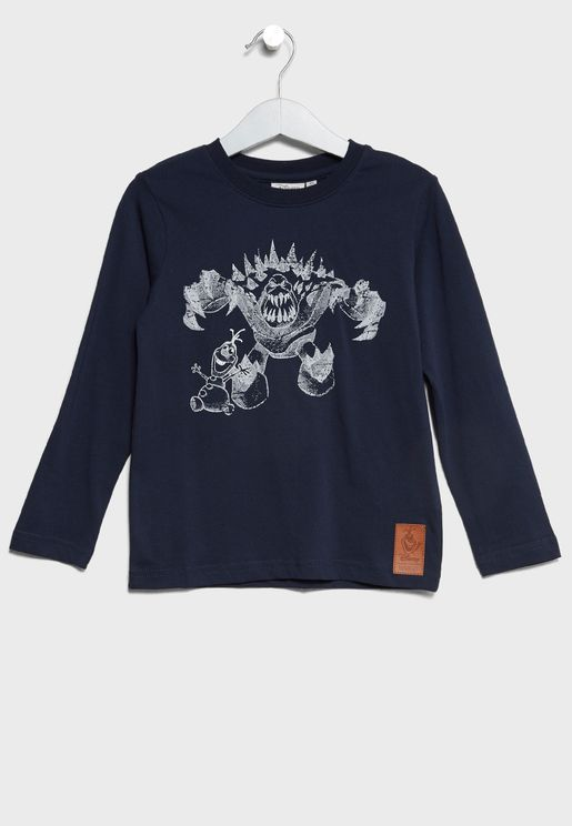 Little Marshmellow T-Shirt