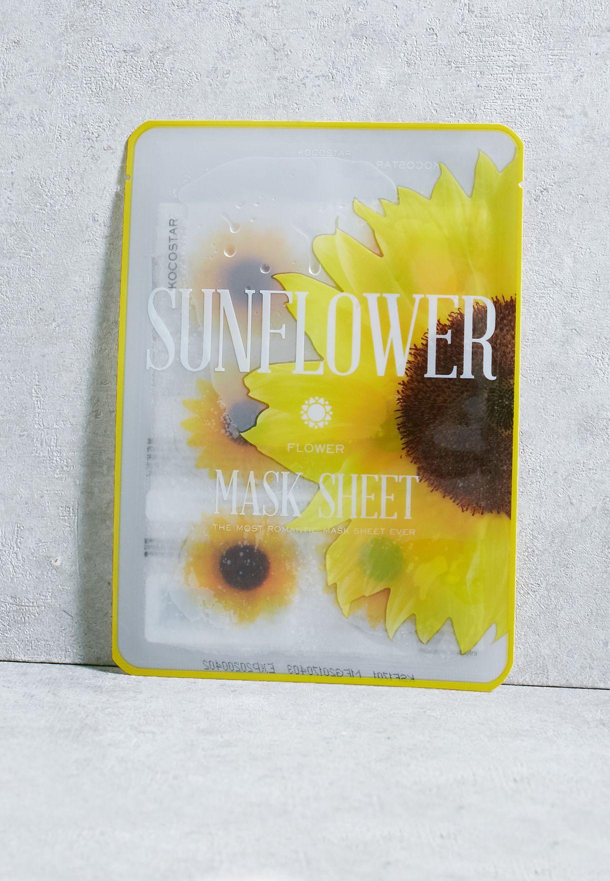 Sun Flower Mast Sheet