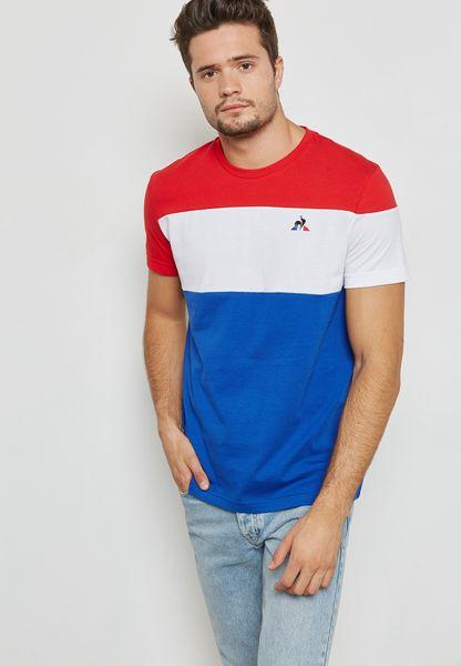 TRI Colour Block T-Shirt