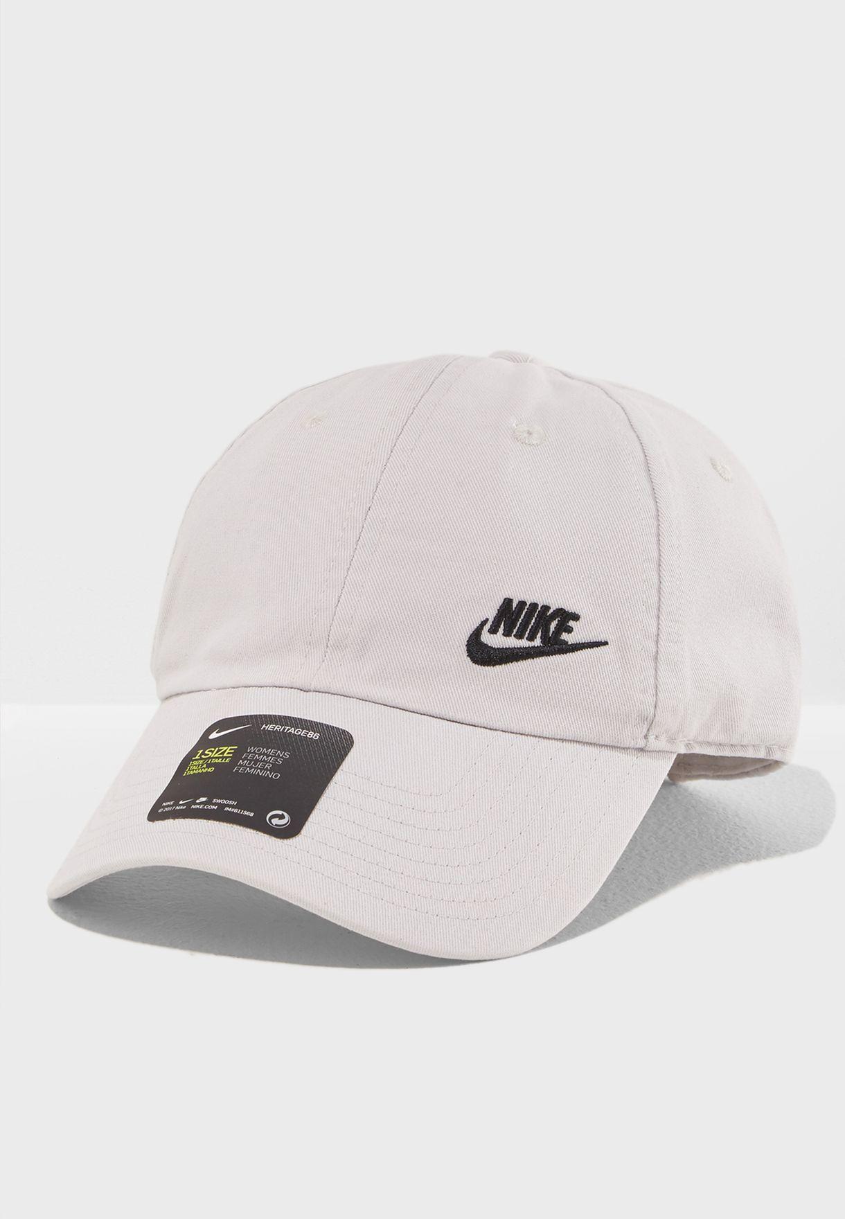 Shop Nike grey H86 Futura Classic Cap 832597-092 for Women in Oman -  NI727AC60GRV 34932f02e52a