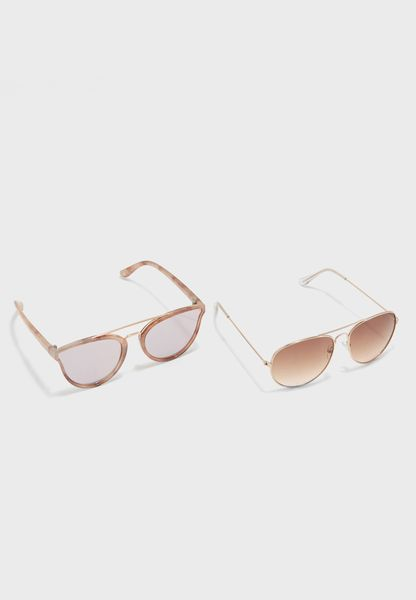 Sunglasses Pack of 2