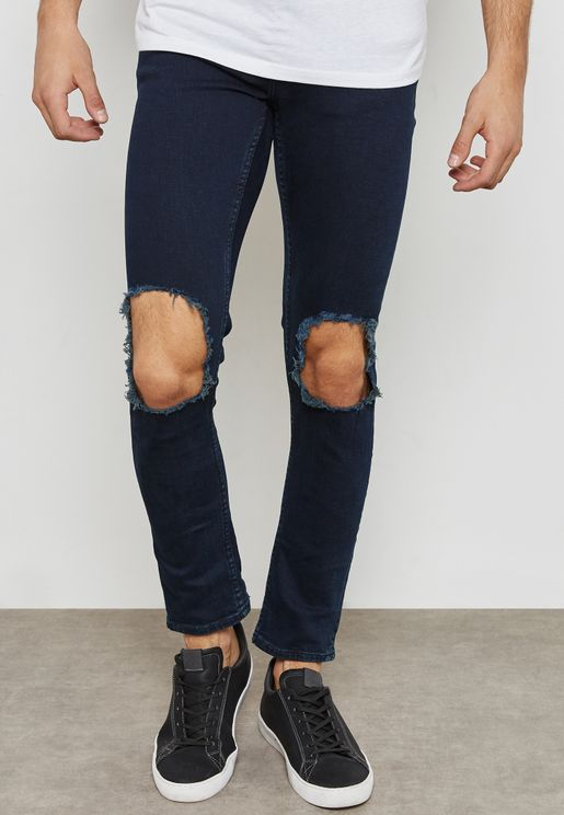 Morrow Distressed Jeans