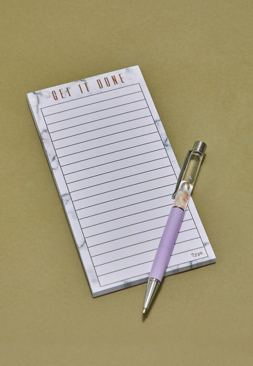 Make A List Planner