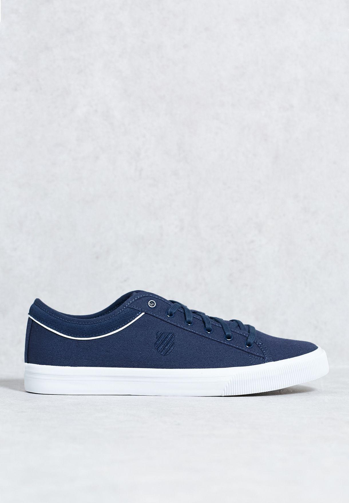 c51f7d69e4937d Shop K Swiss navy Bridgeport II Sneakers 75425-401 for Men in UAE ...