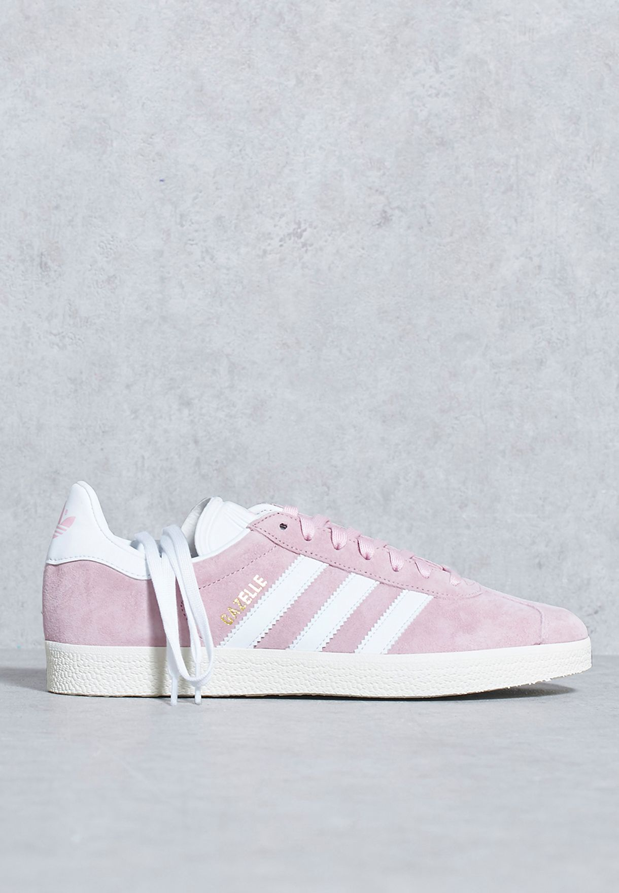 Shop adidas Originals pink Gazelle W BY9352 for Women in Bahrain ... c5a763c16
