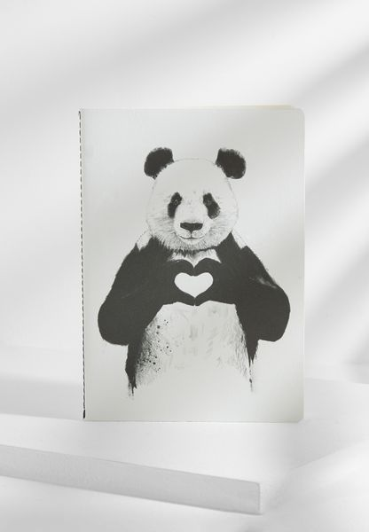 A5 All You Need Is Love Notebook