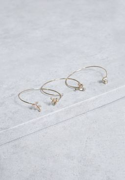 Set Of 3 Arilirwen Bracelet