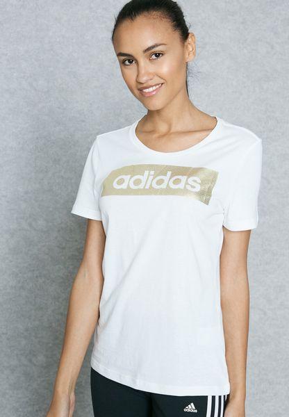 Linear Foil T-Shirt