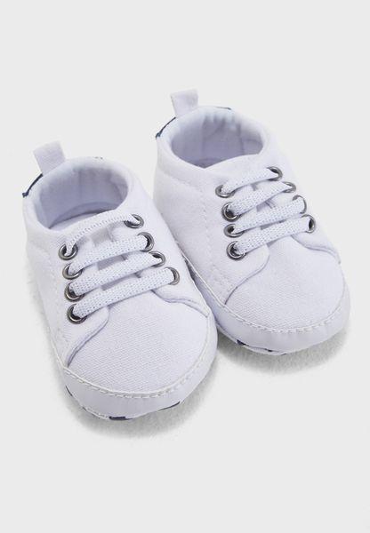 Infant Canvas Sneaker