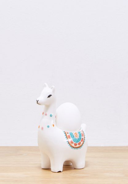 Candy Pop Llama Egg Cup