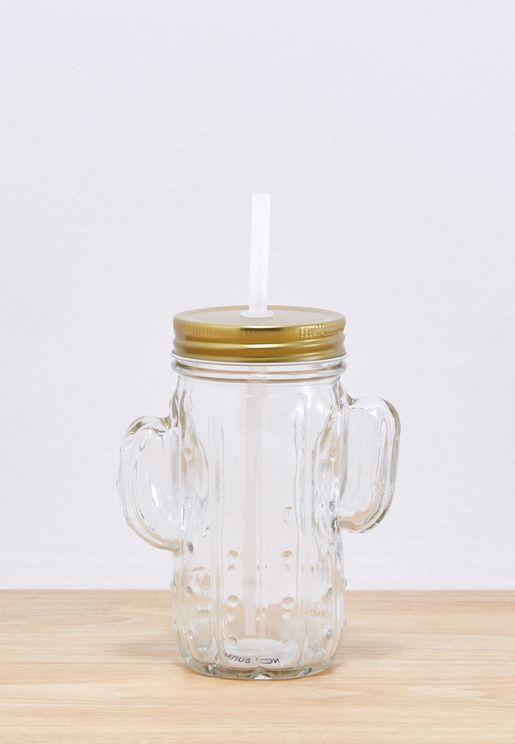 Cactus Jar