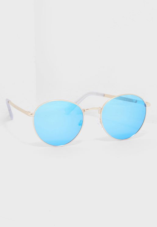 N4635SP Round Sunglasses