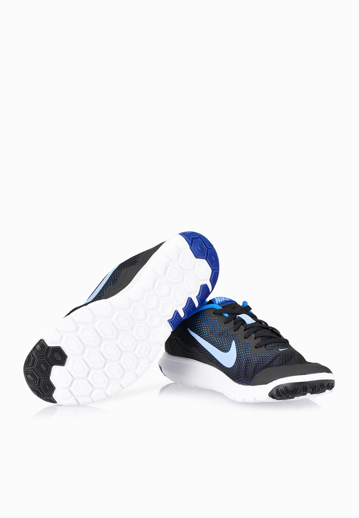 a80cc8433046a Shop Nike black Flex Experience Rn 4 749178-014 for Women in Kuwait ...