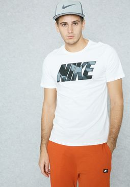 Zinc Print T-Shirt