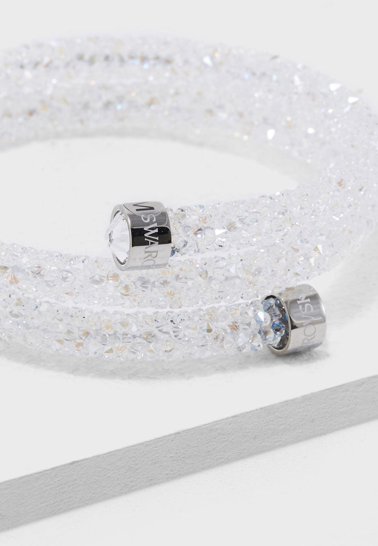 Crystaldust Double Bangle