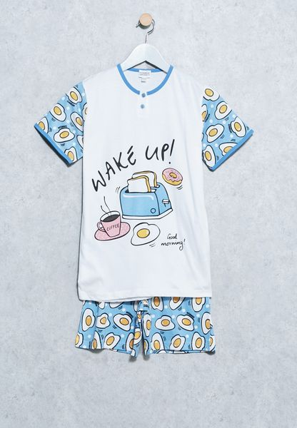 Youth Pyjama Set
