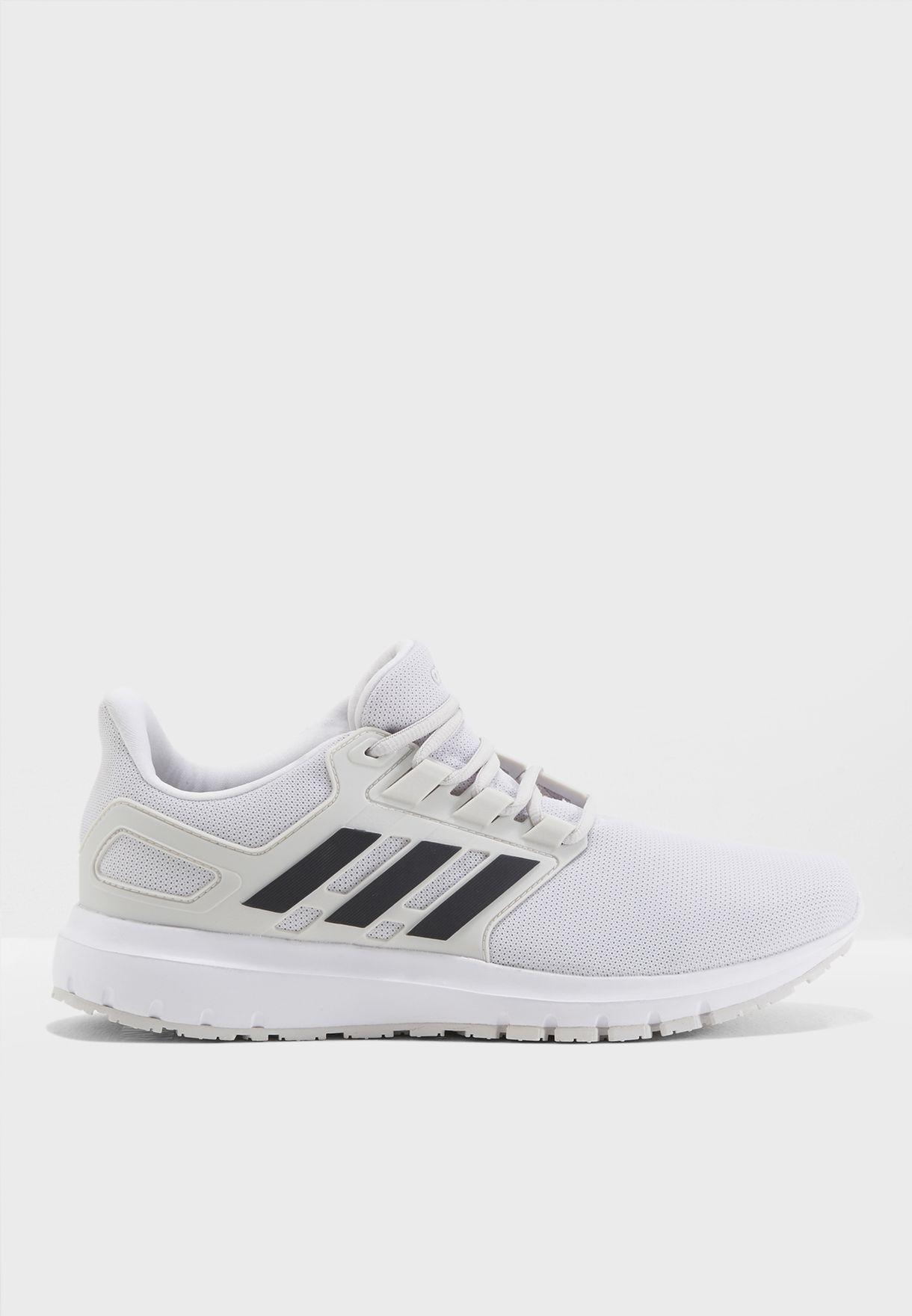 buy popular 34965 8ab3b Shop adidas white Energy Cloud 2 CG4062 for Men in Saudi - A