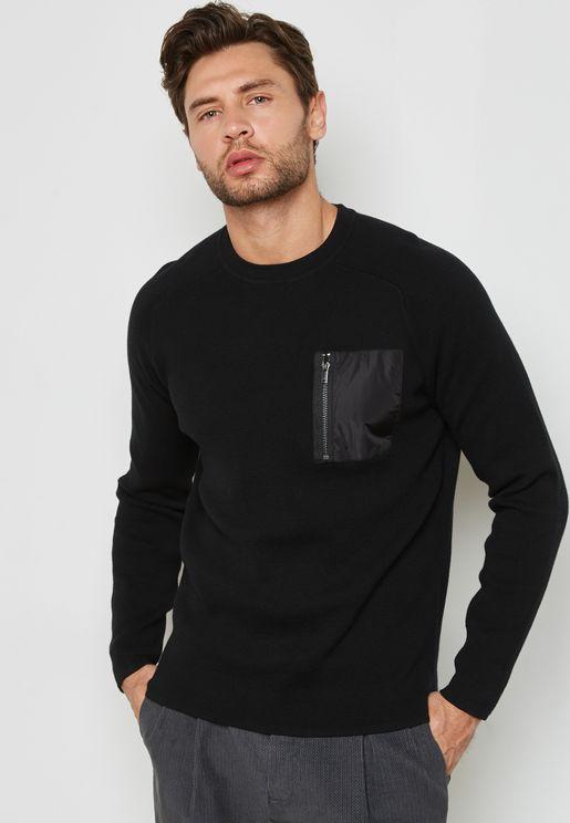 Quarter   Sweater