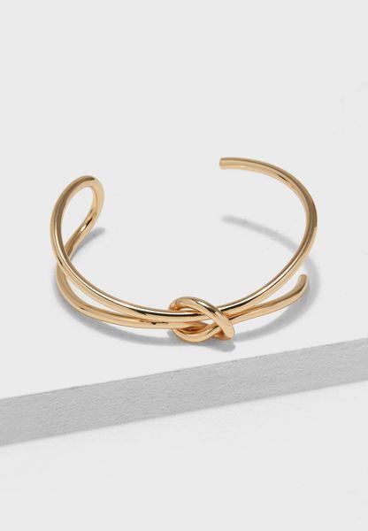 Interlock Knot Bracelet