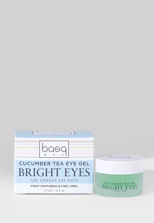 Bright Eyes Cucumber Tea Gel